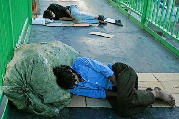 کرونا؛ با معتادان متجاهر و زباله گردها چه کنیم؟