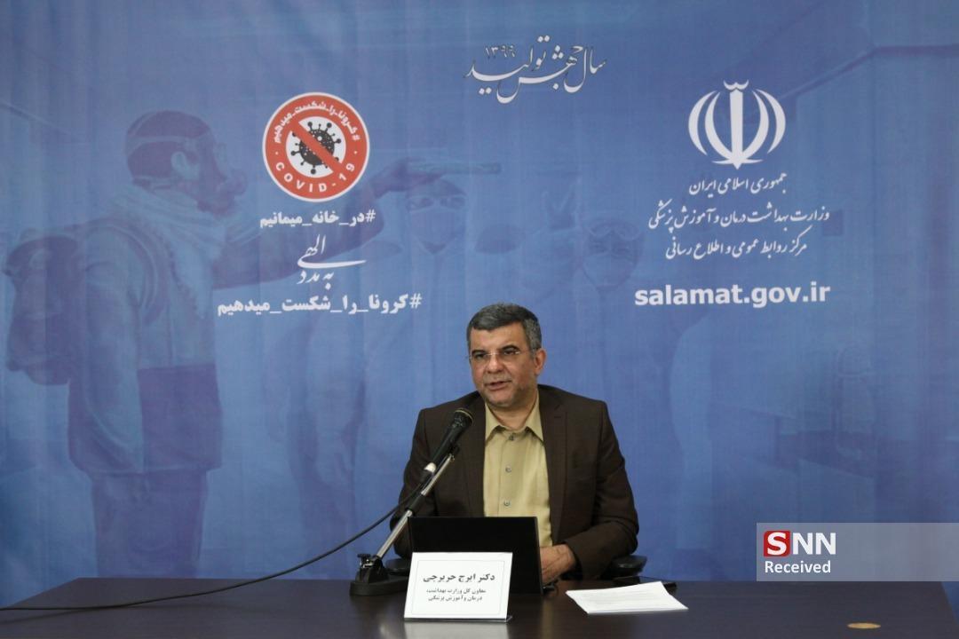 تهران پاشنه آشیل ویروس کروناست اما فرایند ابتلا در آن نزولی است