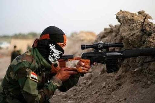 مرگ فرمانده داعش در عراق