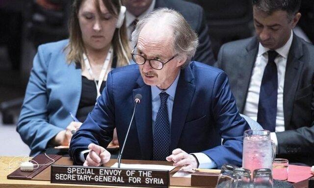 امیدواری سازمان ملل به از سرگیری مذاکرات کمیته قانون اساسی سوریه قبل از پایان اوت