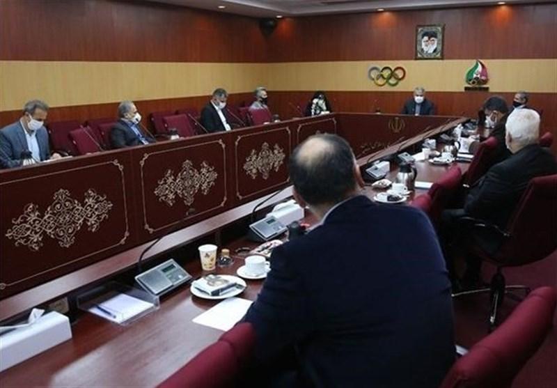 شصت وششمین نشست هیئت اجرایی کمیته ملی المپیک برگزار گردید