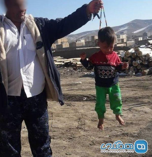 واکنش پرویز پرستویی به یک کودک آزار آدم نما